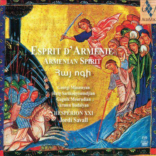 Esprit d'Armenie