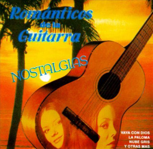 Romanticos de la Guitarra, Vol. 4