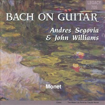 Bach on Guitar