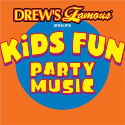 Drew's Famous Presents Kids Fun Party Music