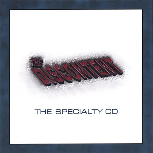 The Specialty CD