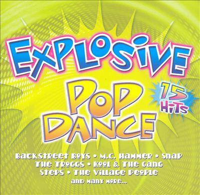 Explosive Pop Dance