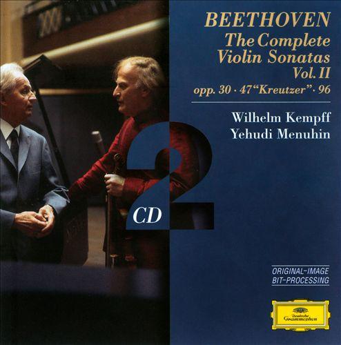 Beethoven: The Complete Violin Sonatas, Vol. 2 [Germany]
