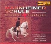 Mannheimer Schule: Concertos & Symphonies