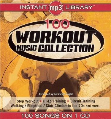 Workout Music Collection [MP3]