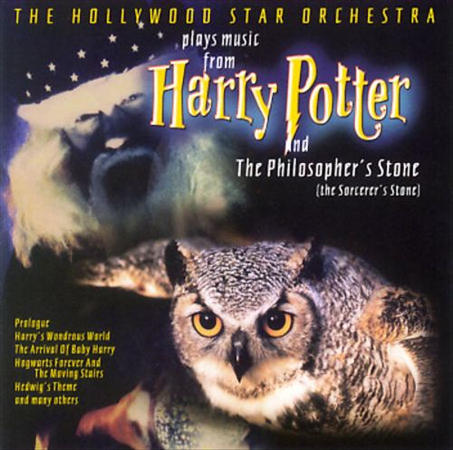 Music from Harry Potter and the Philosopher's Stone