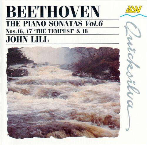 Beethoven: Piano Sonatas, Vol.6