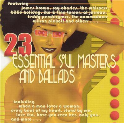23 Essential Soul Masters & Ballads