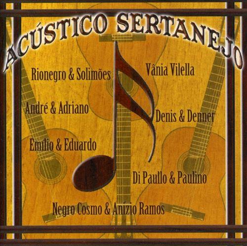 Acustico Sertanejo