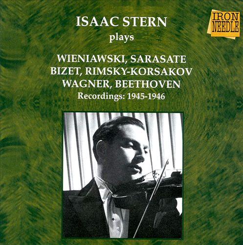 Isaac Stern (1945-46)