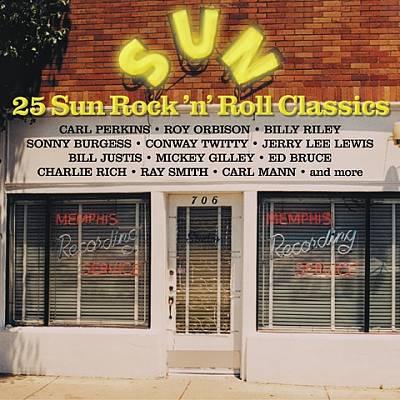 Sun Records: 25 Rock 'N' Roll Classics
