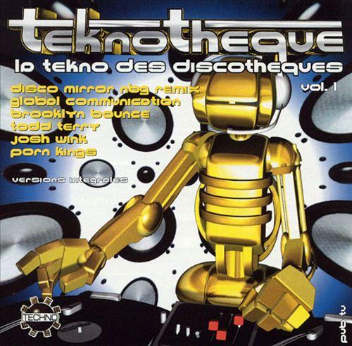 Teknotheque, Vol. 1