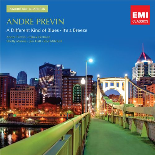 André Previn: A Different Kind of Blues; It's a Breeze