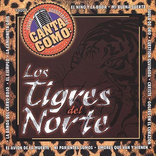 Pistas: Canta Como Tigres del Norte