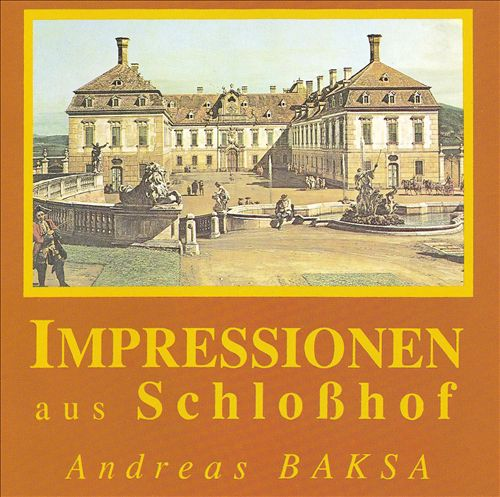 Andreas Baksa: Impressionen aus Schlosshof