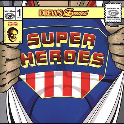 Drew's Famous Super Heroes