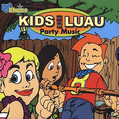 Kids Luau Party Music