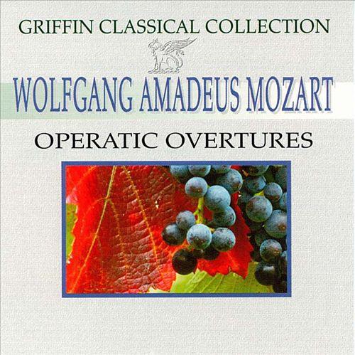 Mozart: Operatic Overtures