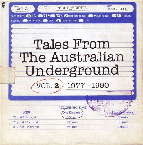 Tales from the Australian Underground, Vol. 2: 1977-1990