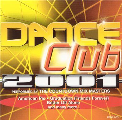 Dance Club 2001, Vol. 3