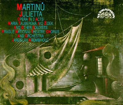 Martinu: Julietta (A Dream-book)