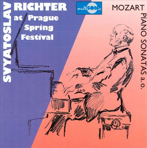 Svyatoslav Richter at Prague Spring Festival