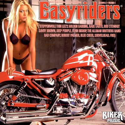 Easyriders, Vol. 4