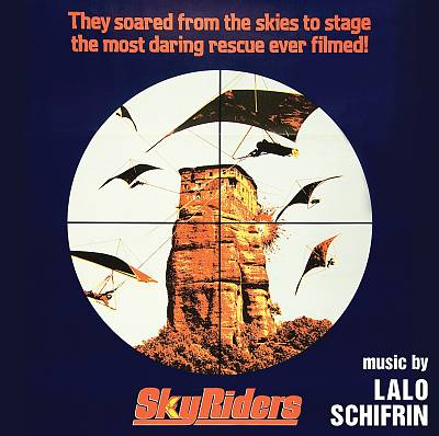 Skyriders: Music by Lalo Schifrin