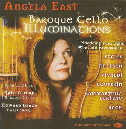 Baroque Cello Illuminations