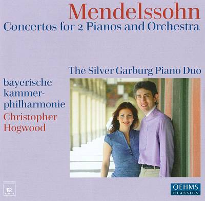Mendelssohn: Concertos for 2 Pianos and Orchestra