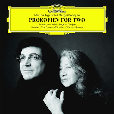 Prokofiev: 12 Movements from Romeo & Juliet, Op. 64 - 5. Gavotte (Transcription for 2 Pianos by Sergei Babayan)