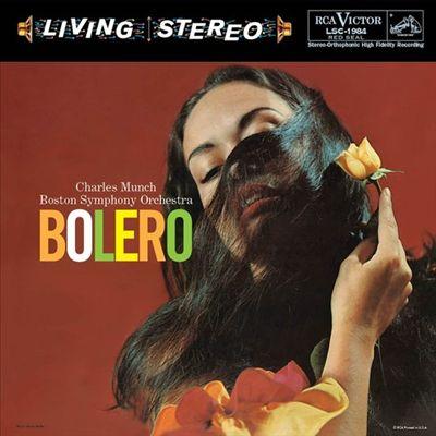 Ravel: Bolero [4 tracks]