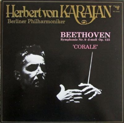 Beethoven: Sinfonia 9 in Re minore, Op. 125 Corale