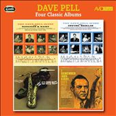 Four Classic Albums: The Dave Pell Octet Plays Rodgers & Hart/The Dave Pell Octet Plays Irving Berlin/The Old South Wails/I Remember John Kirby