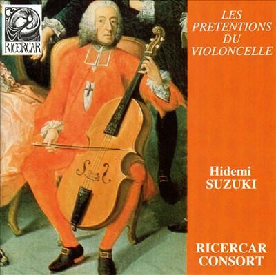 Les pretentions du violoncelle