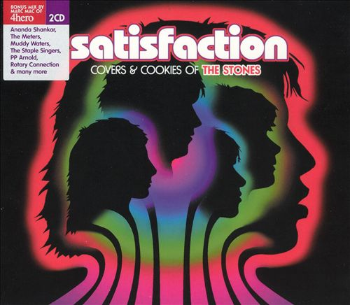 Satisfaction: Covers & Cookies of the Stones