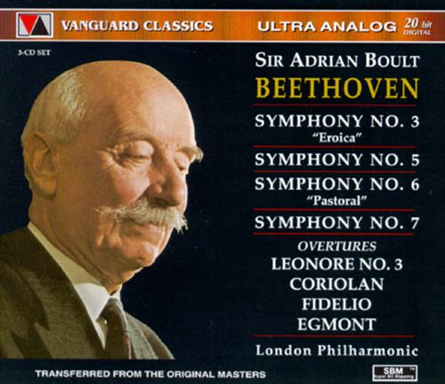 Beethoven: Symphonies Nos. 3 & 6