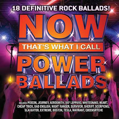 Now That's What I Call Power Ballads [1]