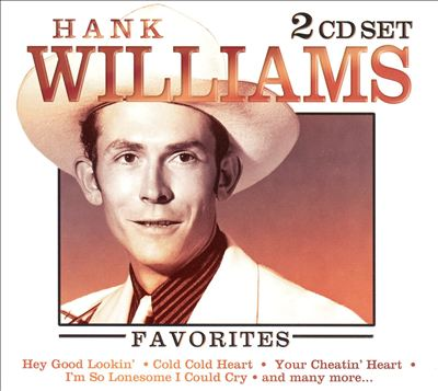 Hank Williams [Direct Source 2 CD]