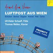 Luftpost aus Wien (Airmail from Vienna)