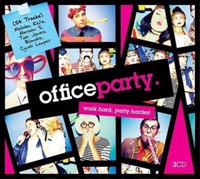 Office Party: Work Hard, Party Harder!