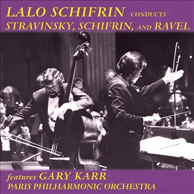 Lalo Schifrin Conducts Stravinsky, Schifrin and Ravel