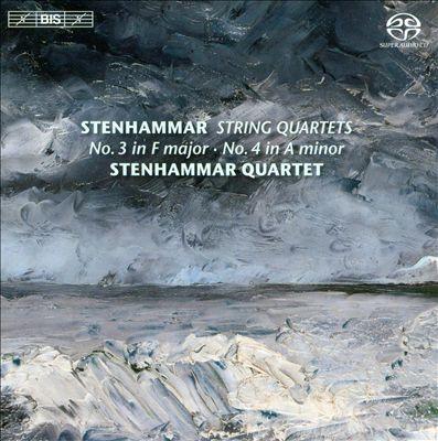Stenhammar: String Quartets, Vol. 1