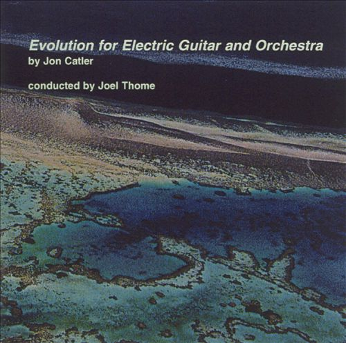 Evolution for Electric Guitar and Orchestra