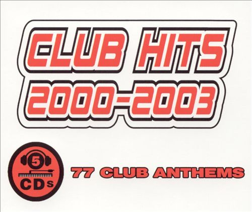 Club Hits 2000-2003