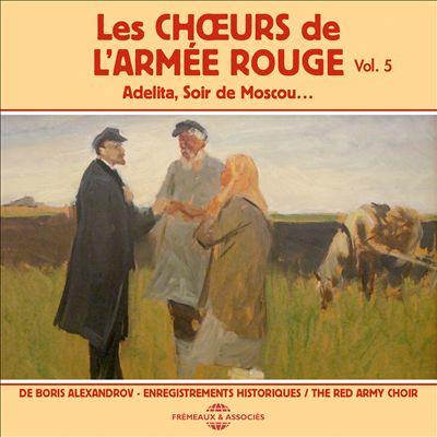 Les Choeurs de l'Armée Rouge, Vol. 5