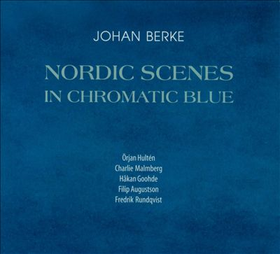 Nordic Scenes In Chromatic Blue