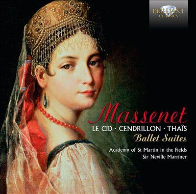 Massenet: Ballet Suites