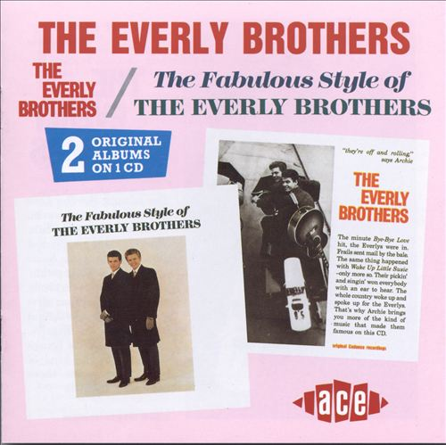 Everly Brothers/Fabulous Style of the Everly Brothers