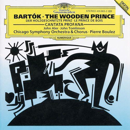 Béla Bartók: Cantata Profana; The Wooden Prince